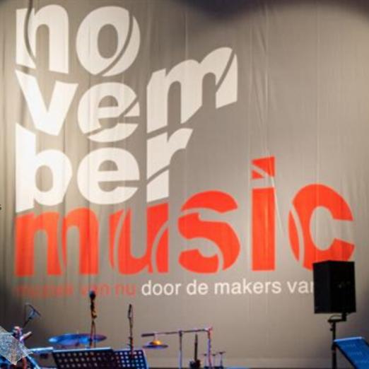Bekijk de registraties van het November Music festival in Den Bosch